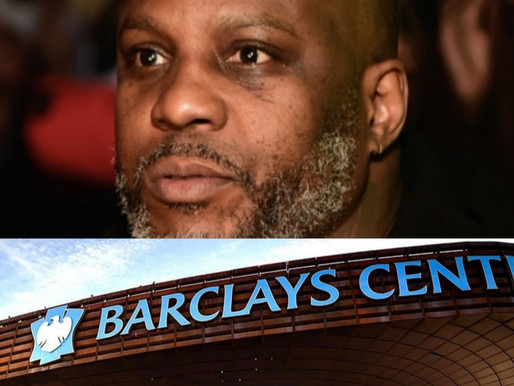 DMX Public Memorial Service Set for Brooklyn's Barclays Center April 24