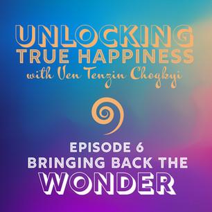 Bringing Back the Wonder