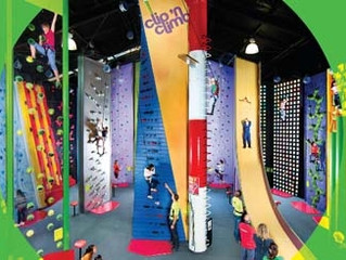 Construction Underway at Western Australia's First Clip 'n Climb Centre