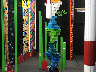 Clip N Climb Williamstown is now up and running!