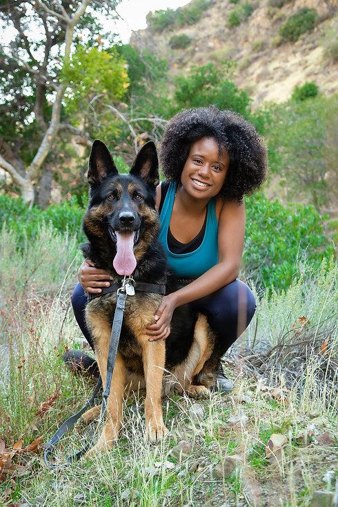Celebrity Dog Walker in Los Angeles