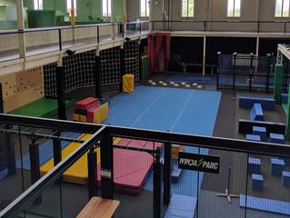 Ninja Parc Challenge Event