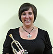 Photo of Anne Shea (trumpeter)