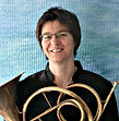 Photo of Renee Allen (french horn player)