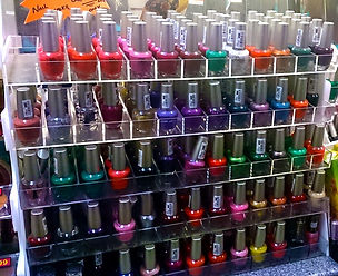Assorted Nail Varnish