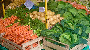 Carrots, Potatoes and Cabbages