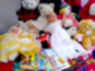 Teddy Bears, Dolls, Children's Books and Toys