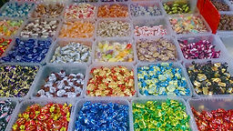 Pick 'n' mix assortment