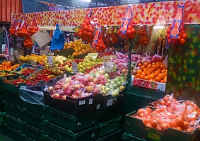 Fruit & Veg vegetables display (2)
