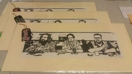 Ink & Pen Artworks