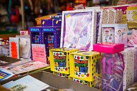 Jenny's Cards Stall Display