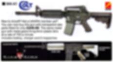 M4 A1 Colt Air Rifle