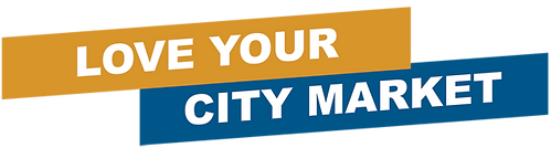 Peterborough Market Love Your City Market Banner