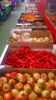 Apples, chillies and more