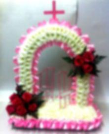 Arch wreath