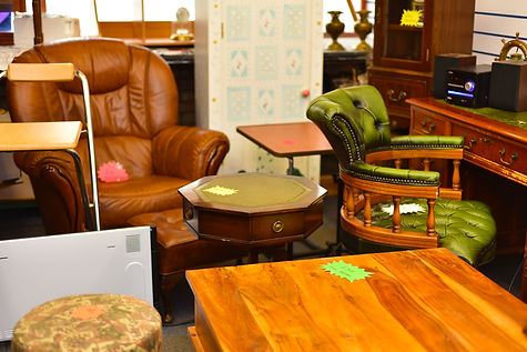 second-hand furniture. Tables & Chairs