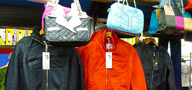 Bags and jackets