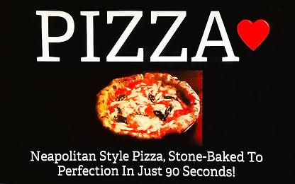 ZeroZero Pizza Banner