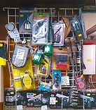 Air guns and some tools and accessories