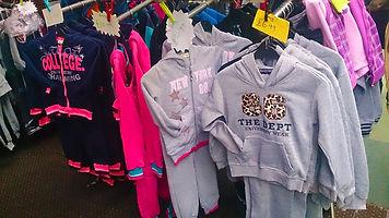 Junior jogging suits
