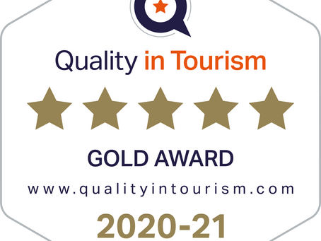The Private Hill retains 5 Star Gold Status for 2020-2021