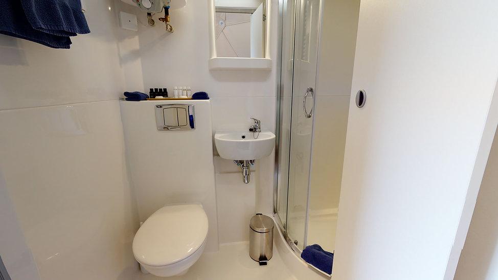 Luxury ensuite shower rooms