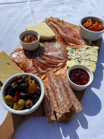 Made to order sharing boards