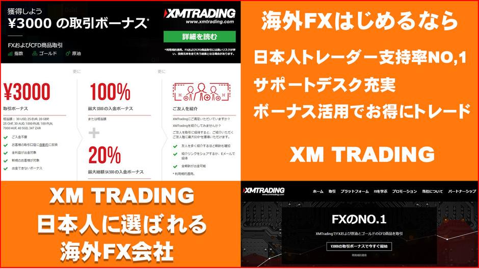 XM TRADING ★★★★★