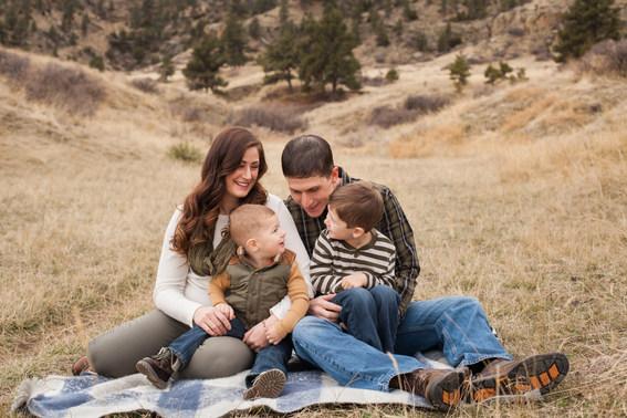Joanna Moss Photography Billings Montana Family Photographer