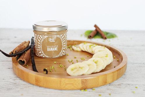 Confiture de banane pour tartinable sucrée