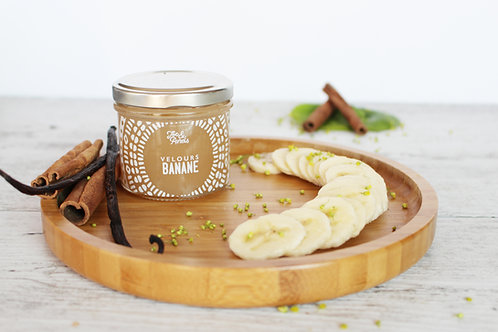 la savoureuse compote de banane à tartiner