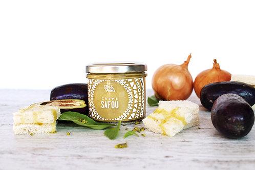 Pot de purée de Safou pour tartinables salées