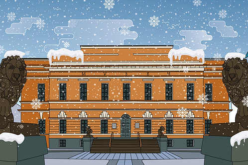"Тур ""Новогодняя сказка"", 3 дня/ 2 ночи"