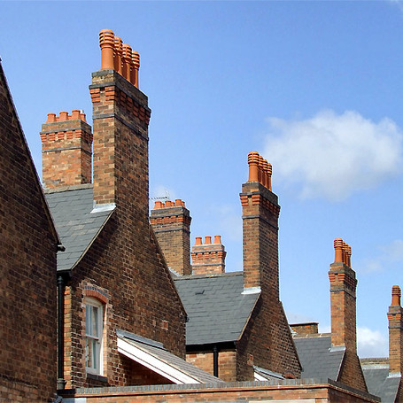 Chimney Repairs & Re-pointing Leicester