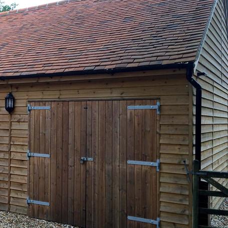 Garage Roof Repairs & Replacement