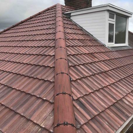Roof Re-Tiling & Dorma Windows