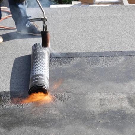 Felt Roof Repair & Replacement