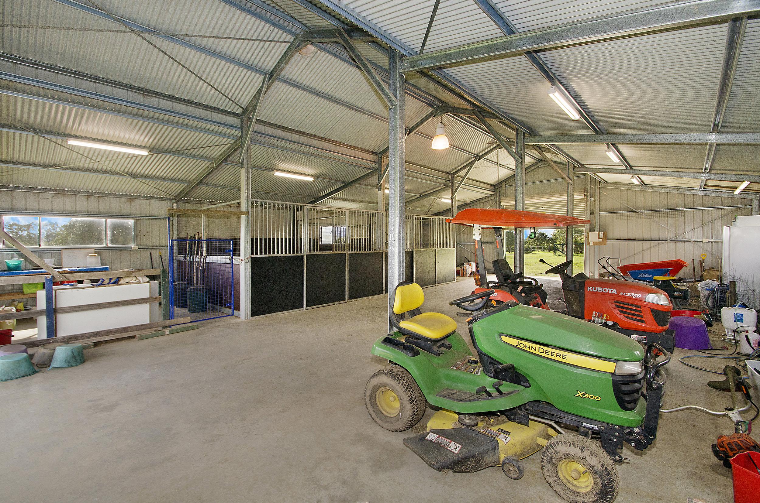 Rural acreage