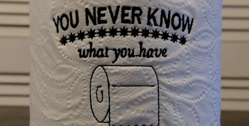 Never Know What You Have...