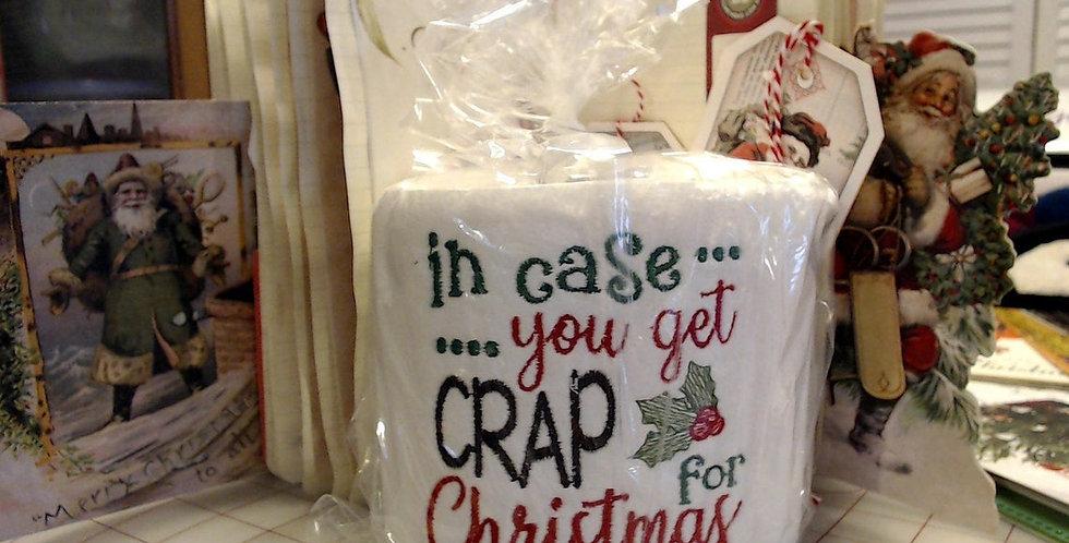 In Case You Get Crap 1