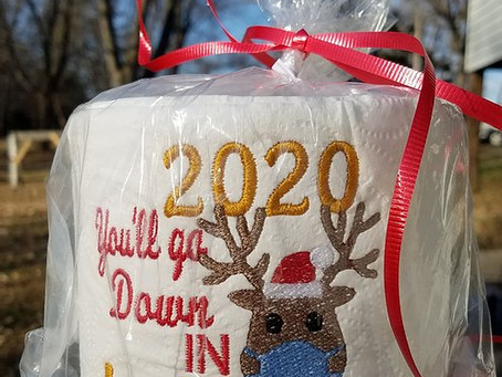 Toilet Paper & 2020, A Year Most Deserving...