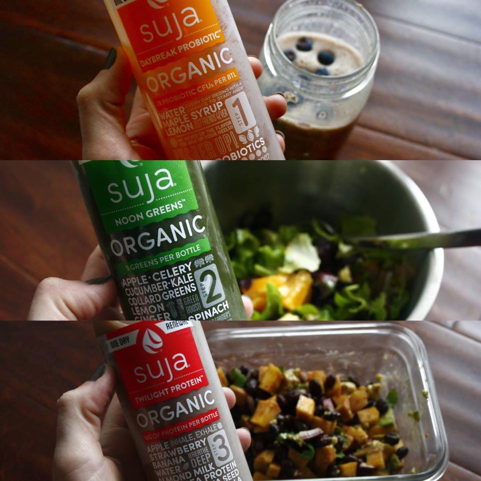 Suja One-Day Juice Cleanse