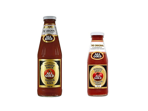 All Gold Tomato Sauces (various sizes)