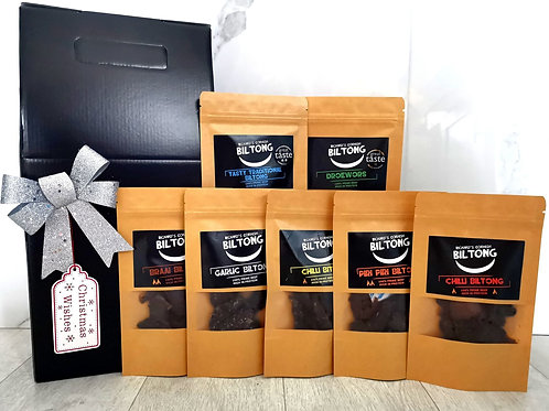Biltong Lovers' Hamper