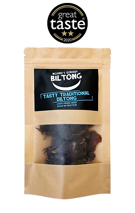 Tasty Traditional Beef Biltong