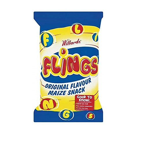 Flings - Maize Snack Original Flavour