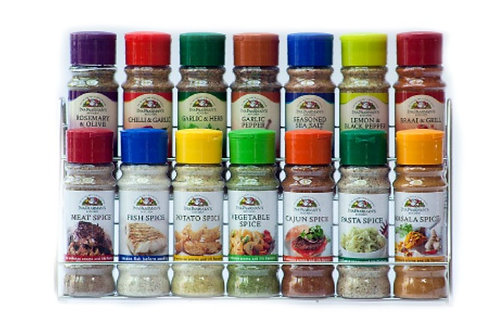 Ina Paarmans Spices (various 200ml)