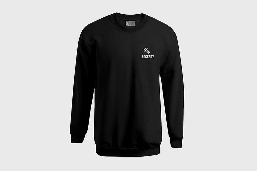 "Sweatshirt ""Schraube locker"""