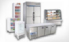 New Refrigeraion Equipment Sales