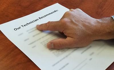HVAC/ Refrigeration Equipment Preventative Maintenance